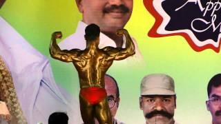 Arunachalam Mr.tamilnadu 2011