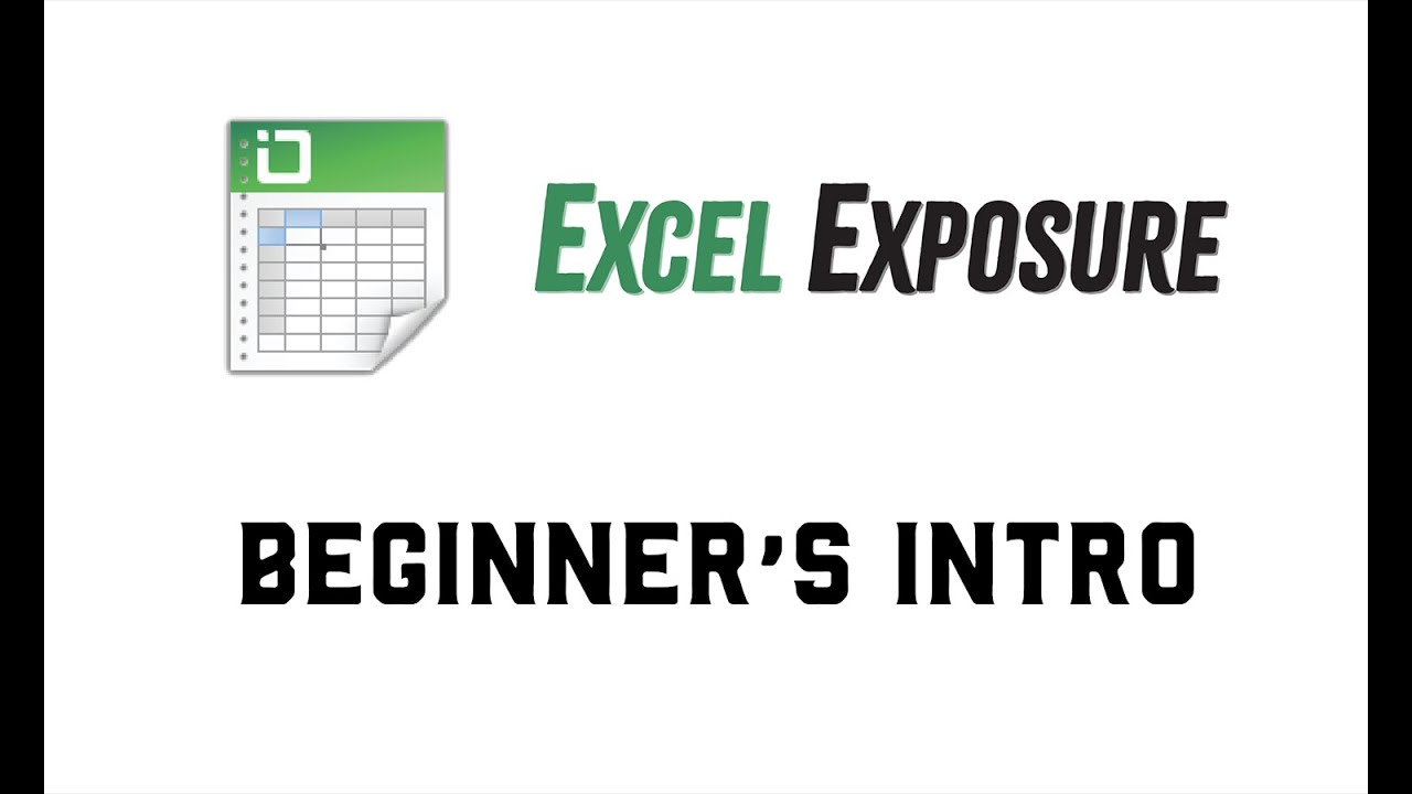 Image result for Excel Exposure