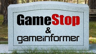 GameStop Drags Game Informer to the Grave - Inside Gaming Daily