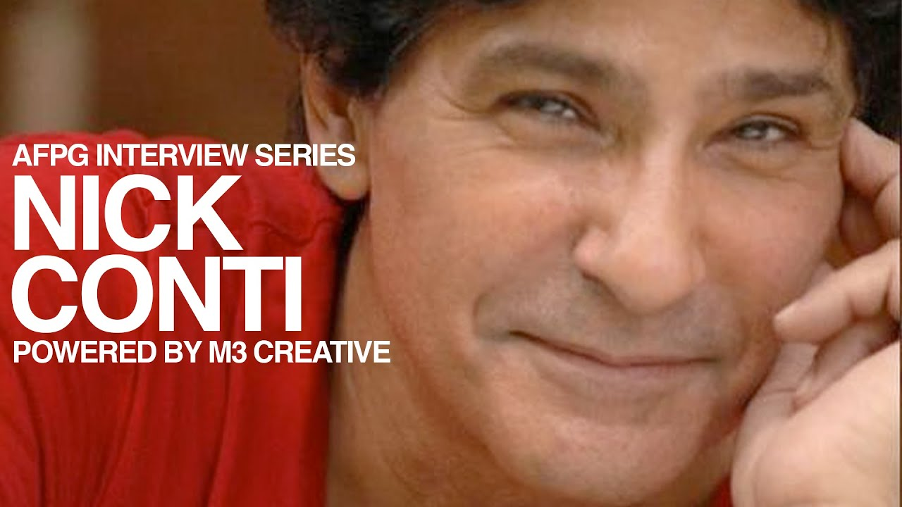 Interview With Renowned Acting Coach Nick Conti