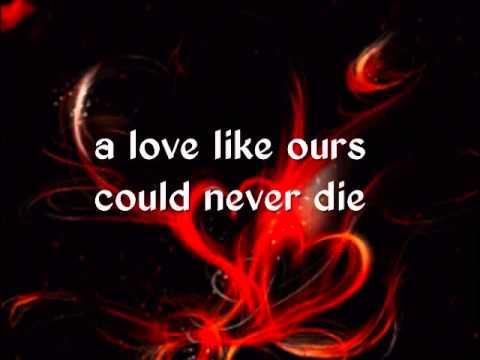 AND I LOVE HER - (Lyrics)