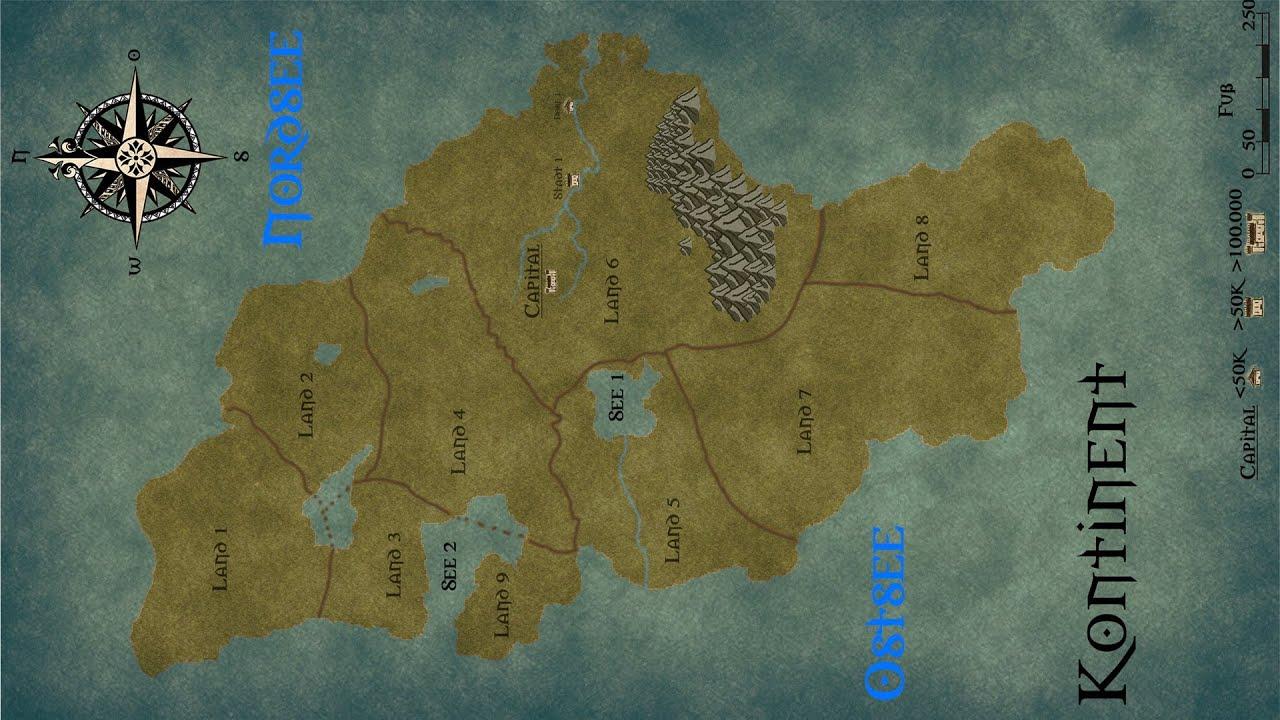 Fantasy landkarte erstellen 001 der umriss full hd for Wallpaper erstellen