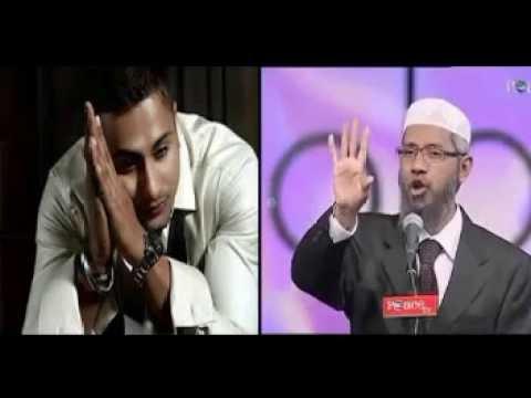 Dr Zakir Naik Strict Response to YO YO HONEY  Singh Music Is Harmful Not Soothing