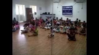 bum bum bole choreographed by Akhil & Pawan