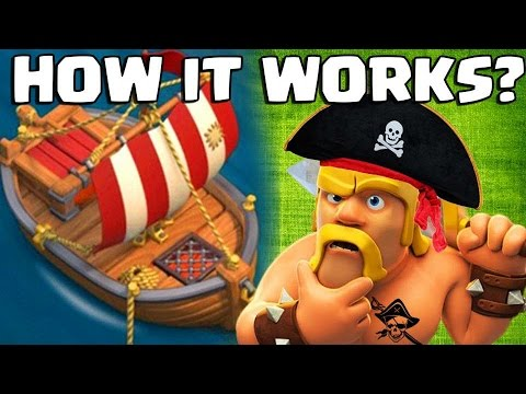 "Thumbnail: CLASH OF CLANS | NEW COC SHIPWRECK ""UPDATE"" 2ND VILLAGE AND NIGHTMODE!? MAY 2017 (COC UPDATE LEAK)"