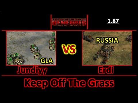 ROTR - Jundiyy Vs Erdi - GLA Vs Russia - Keep Off The Grass