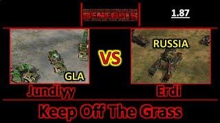 Gambar cover ROTR - Jundiyy vs Erdi - GLA vs Russia - Keep Off The Grass