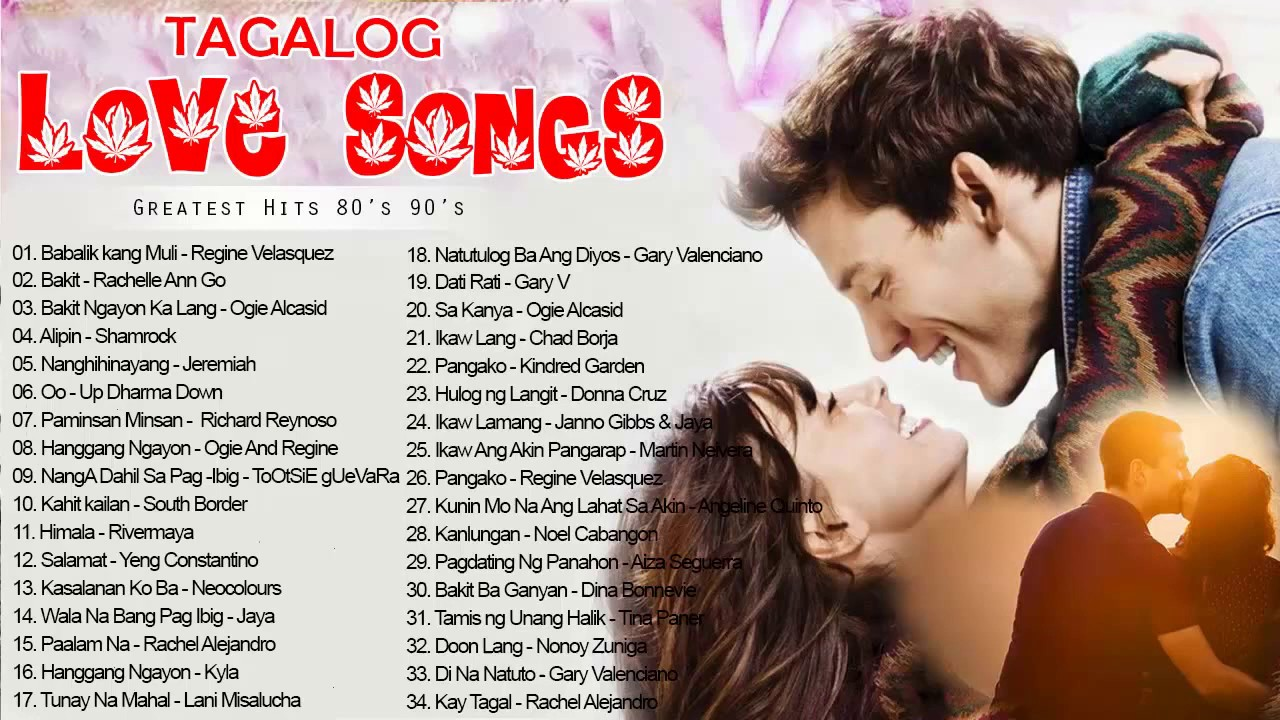 OPM Tagalog Love Songs 90's -2000 | Nonstop Filipino Love Songs Full  Playlist 90's -2000 New