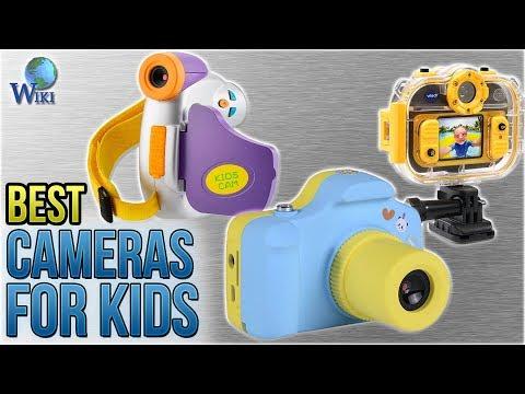 10 Best Cameras For Kids 2018