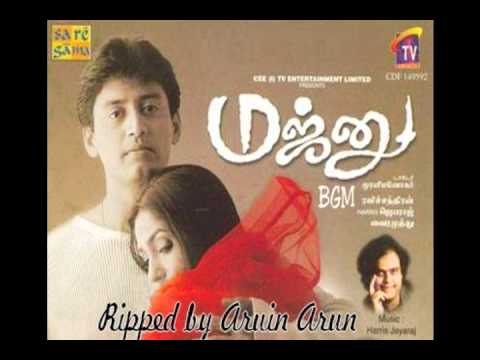 Love Theme - Gulmohar Malare BGM | Movie: Majnu | Music: Harris Jayaraj (First On Net)