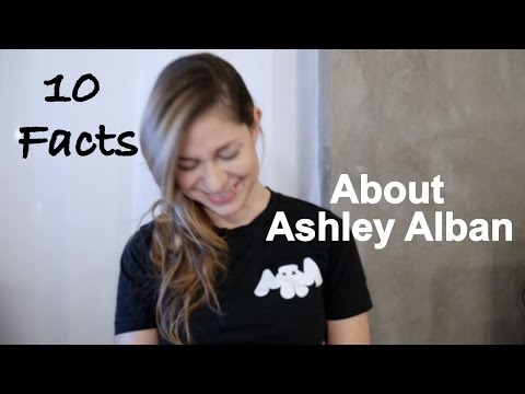 10 Facts About Ashley Alban