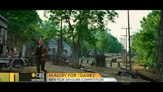 """""""hunger Games"""" Sets Box Office Record With $155m"""