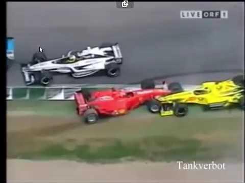 Jarno Trulli Crash Collection (reupload)
