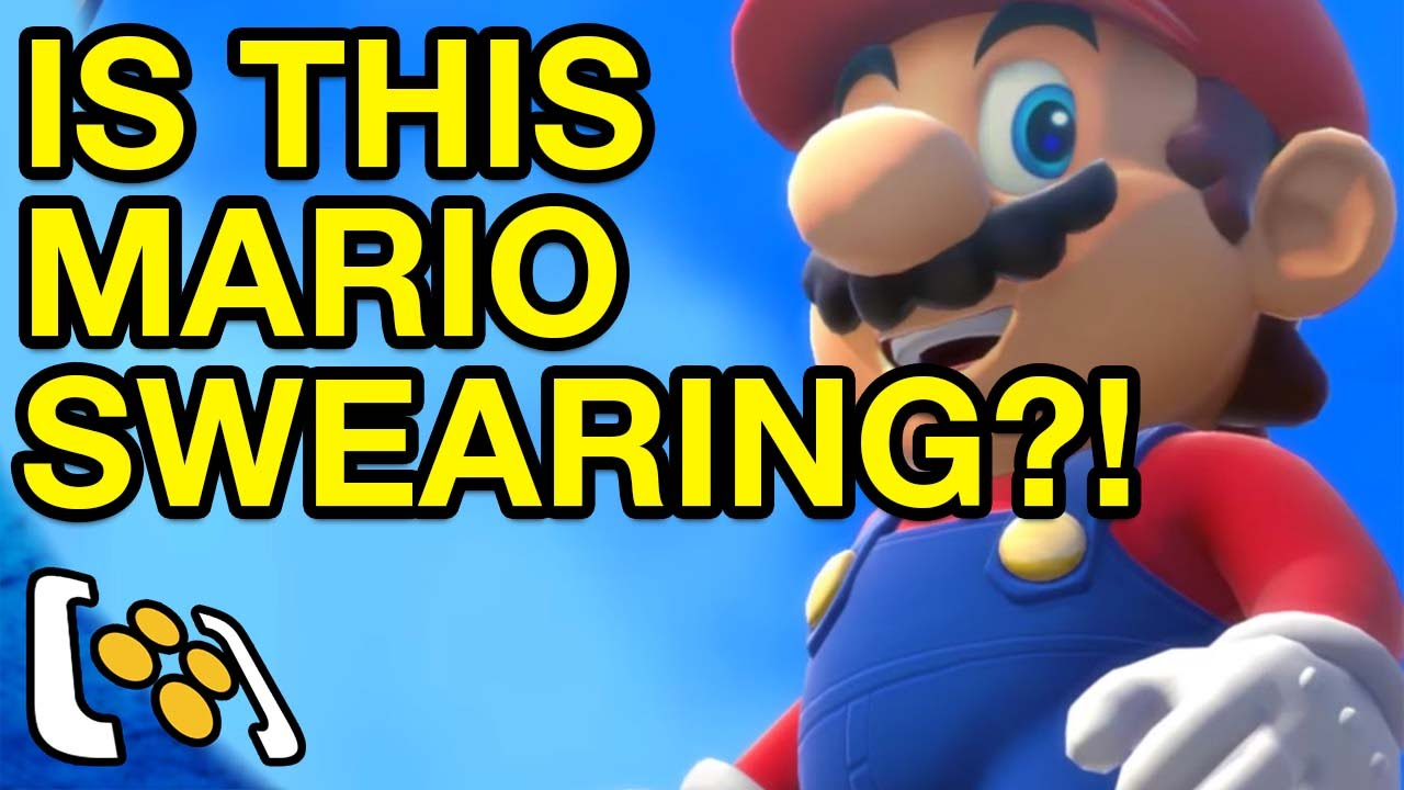 you won t believe the swearing in mario sonic at the rio olympic