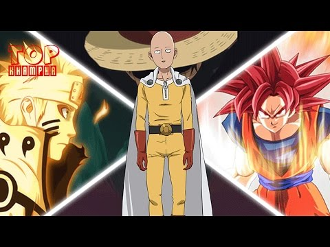 [Top Khám Phá] Top 10 nhân vật có khả năng hạ gục được Saitama