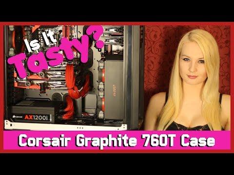Corsair Graphite 760T Case Review