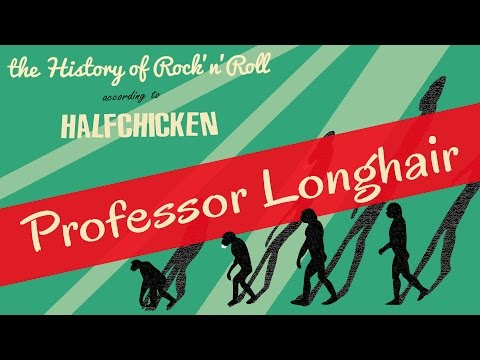 T.H.R.A.T.H. - Ep. 05: Professor Longhair (No Buts, No Maybes)