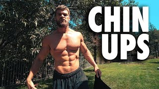 How to Perform Chin-Ups | Bodyweight Exercise Tutorial