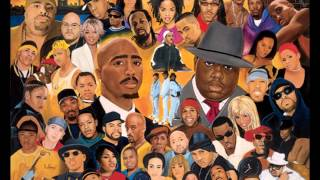 Big L, 2pac, Eminem, 50 Cent, Biggie Smalls, Nas & Big Pun - Who Run It?