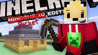 Minecraft | MOVING HOUSE | Foxy's Bedrock Survival [2]