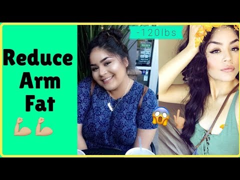 ARM WORKOUTS TO REDUCE ARM FAT | GYM VLOG