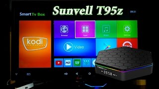 android tv box sunvell t95z plus tv box review обзор и распаковка amlogic s912 2gb ram 16gb rom