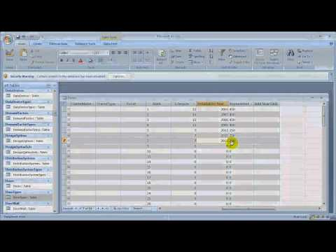 Autodesk Revit, DB Link - Integrating BIM Models with Asset Management and Tracking Systems