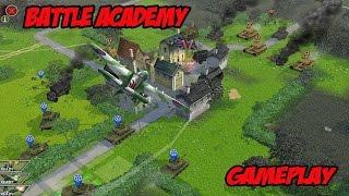 Battle Academy Gameplay