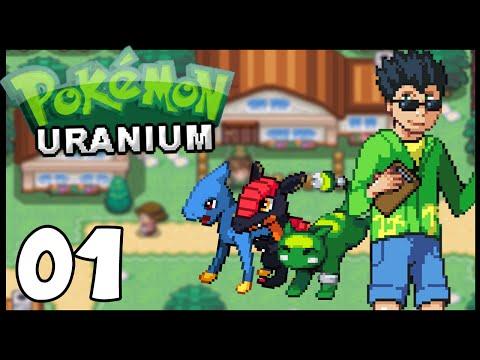 Pokemon Uranium - Parte 1 - Il test di Bamb'o