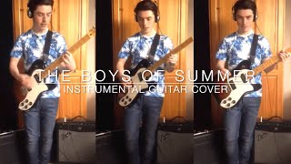 The Ataris - The Boys of Summer (Instrumental Guitar Cover)