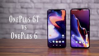 OnePlus 6T vs OnePlus 6: What are the key differences | OnePlus 6T vs OnePlus 6 Comparison Overview