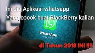 Download lagu Ini dia Aplikasi whatsapp yang cocok buat BlackBerry kalian di tahun 2018 ini
