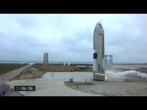 شاهد: المركبة الفضائية -ستارشيب- لشركة -سبيس إكس- تهبط بنجاح …  - نشر قبل 24 دقيقة
