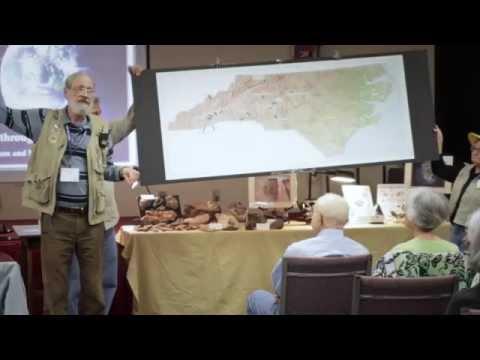 North Carolina Geology in 3 minutes