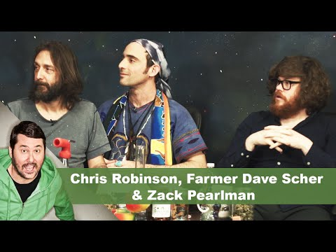 Chris Robinson, Farmer Dave Scher & Zack Pearlman  Getting Doug with High