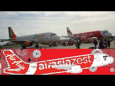 Air Asia Philippines PQ 7489 : Manila Terminal 4 - Cebu (CEB)
