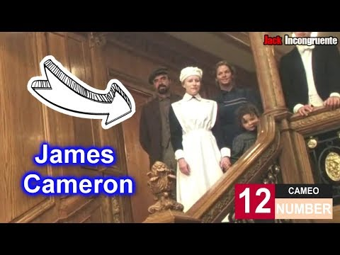 Pelicula TITANIC: James Cameron apareció 12 veces en la pelicula  (Video y Fotos)
