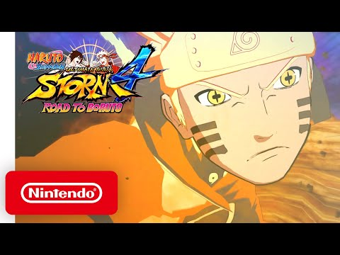 NARUTO SHIPPUDEN: Ultimate Ninja STORM 4 ROAD TO BORUTO – Launch Trailer - Nintendo Switch