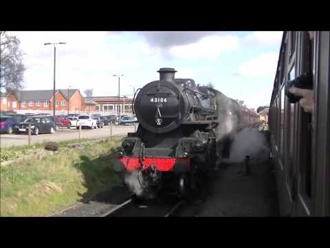 Severn Valley Railway Yellow Timetable 500th Video!!!!!!!!!!! 9/4/2016