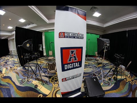 American Athletic Conference Football Media Days