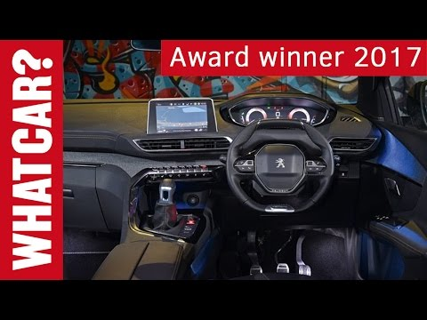 2017 Peugeot 3008 - why it's our Technology Award winner | What Car?
