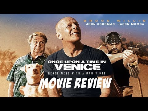 Once Upon a Time In Venice Movie Review