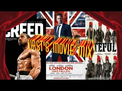 Michael Bay, Quentin Tarantino u. James Cameron / Urst's Movie Mix 15