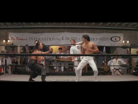 Bruce Lee's Inspirational Certainty + 60 Second Fight