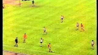 Nederland - Oost Duitsland WK 1974