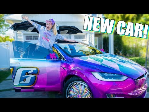 MY 16TH BIRTHDAY SURPRISE!!! CAR TOUR!!
