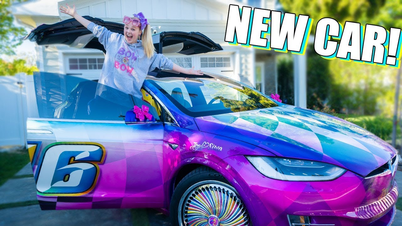 My 16th Birthday Surprise Car Tour Youtube