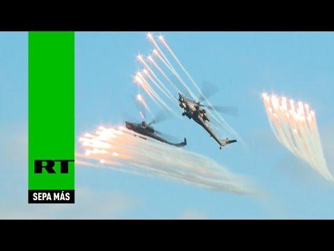 Rusia muestra su poderío militar en la expo Ejército 2015 (Parte 1)