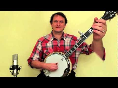 Banjo for beginners - play Cripple Creek!