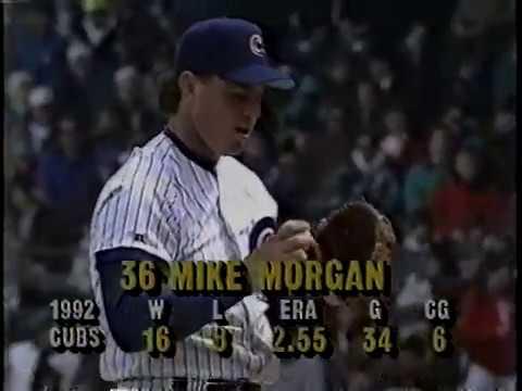 Braves 1, Cubs 0 - April 5, 1993 - WGN-TV - PART 1